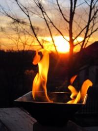 Agni Hotra Feuer